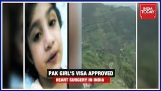 India Opens Arms To Little Pakistani Heart Patient