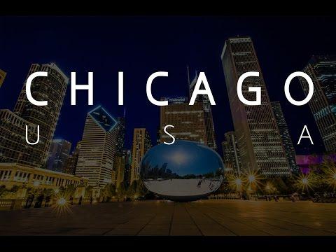 Chicago - USA (HD)