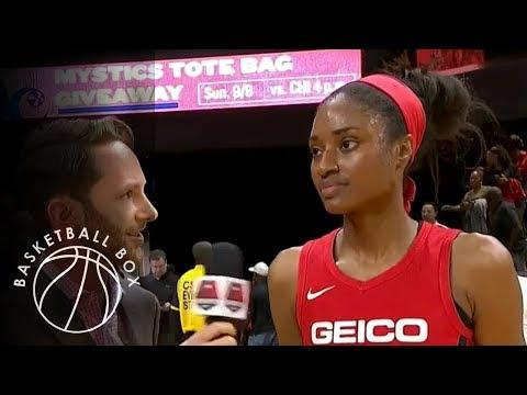 [WNBA] LaToya Sanders