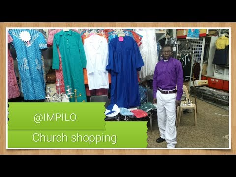 Church shopping @ impilo johannesburg