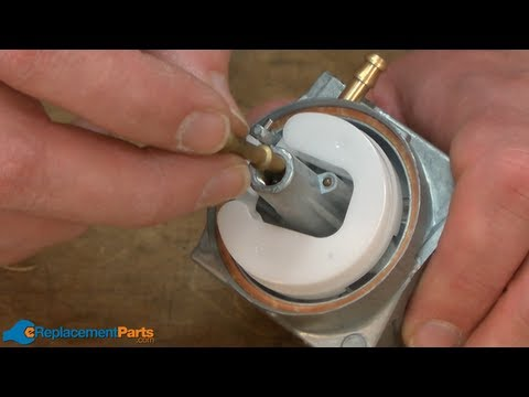 How to Replace the Carburetor Main Nozzle on a Honda HRX217 Lawn Mower