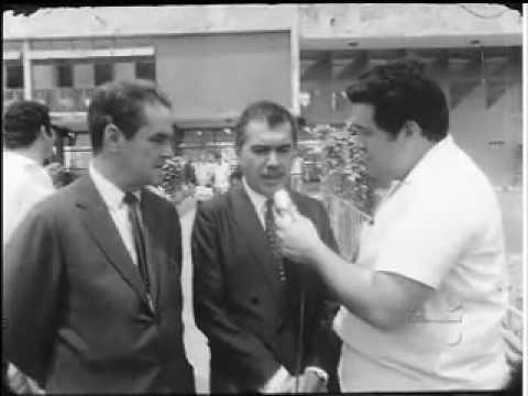 JOSÉ SARNEY EM 1968