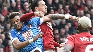 Zlatan Ibrahimovic BANNED for 3 Matches After ELBOWING Tyrone Mings