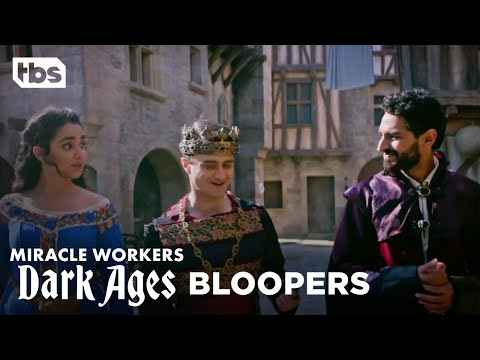 Miracle Workers: Dark Ages   Light Moments Blooper Reel   TBS
