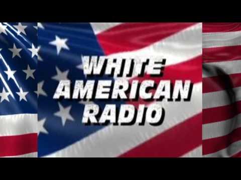 White America Radio Animated Logo