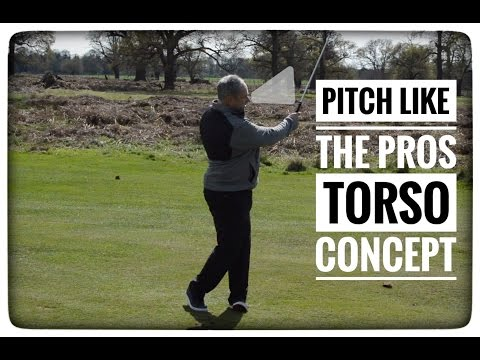 How to Pitch Like a Tour Pro | Golf Pitching Technique