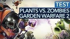 Plants vs. Zombies: Garden Warfare 2 - Test-Video zum witzigen Fun-Shooter