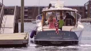 The Joy of Yachting Hinckley T34