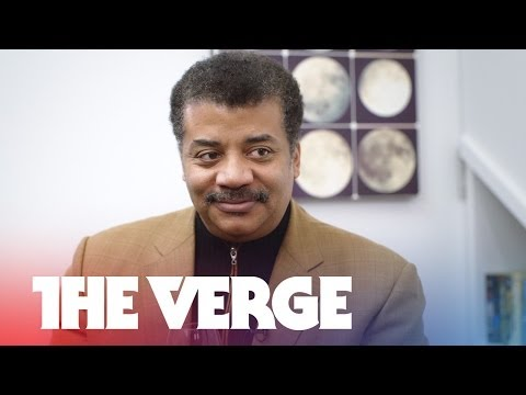 Stephen Colbert got really nerdy about space with Neil deGrasse Tyson