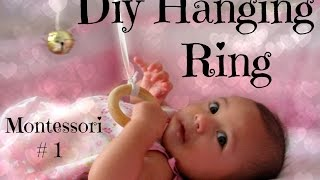 Diy Montessori Hanging Ring