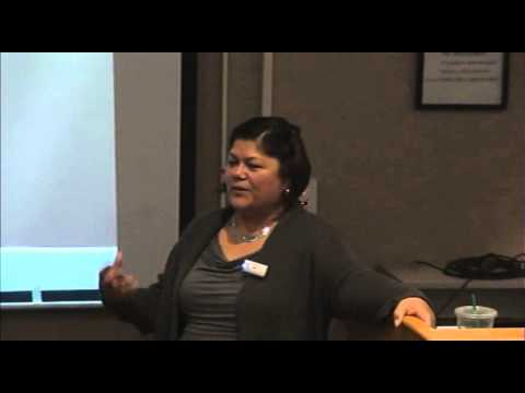 Scholarship Workshop presented by Dr. Guadalupe Corona (1107