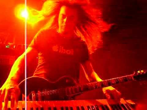 Firewind Live Colmar 20/11/08 - Bob Katsionis Keyboard Solo