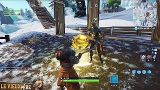 LOCATION of THE FREE PALIER (WEEK 9) - Fortnite Battle Royale!