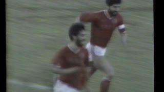 مباراة السعودية وإيران - كأس آسيا (1984) الشوط الأول