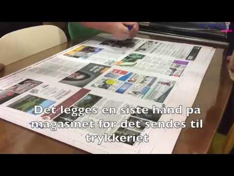 37622cc0 April-utgaven av Det Norske Magasinet - YouTube