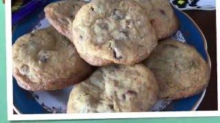 Печенье с шоколадом.Chocolate chip cookies