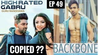 HIGH RATED GABRU COPIED?? || Copied Punjabi Songs (Part 02) || Guru Randhawa || Hardy Sandhu