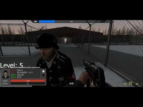 WE'RE A NAZI NOW! - Auschwitz RolePlay - Garry's Mod