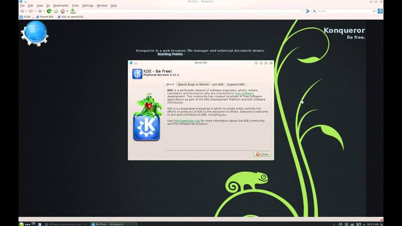 suse linux 13.1