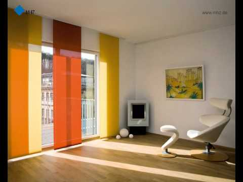 sichtschutz und sonnenschutz am fenster mit ideen von mhz bei youtube. Black Bedroom Furniture Sets. Home Design Ideas