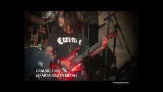 Sepenggal sejarah musik bising (Underground) Indonesia