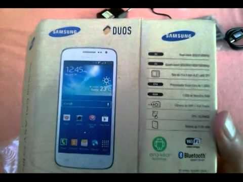 c54cab500e8 Samsung Galaxy S3 Slim G3812B (BR) - YouTube