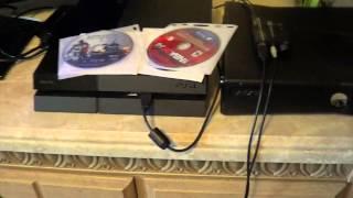 PS4 and Gaming Setup