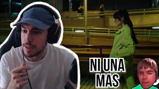 REACCIÓN A | AITANA - NI UNA MAS (OFFICIAL VIDEO)