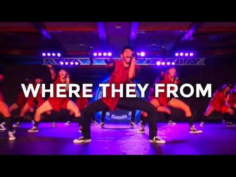 Where They From - Missy Elliott   @besperon Choreography feat. SKIP Entertainment Company #TEAMGUAM