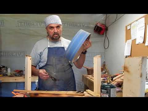 How to make a sanding tool for cleaning the inside of your flute