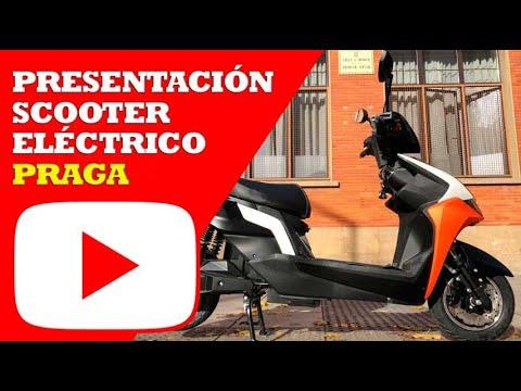 ▶ Scooter Eléctrico PRAGA 1500W 60V Fotona Mobility 🛵 | PRESENTACIÓN