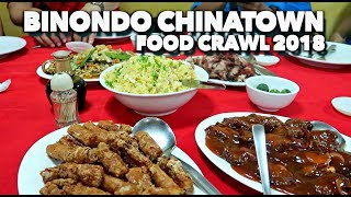 OLDEST RESTAURANTS in the PHILIPPINES!! dated back to 1800's Chinatown Binondo Food Crawl 2018
