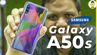 Samsung Galaxy A50s unboxing, hands-on review, camera samples, and more