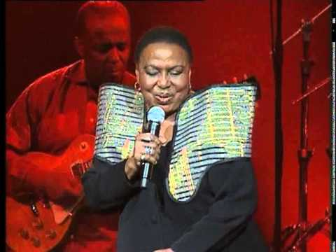 Miriam Makeba - Nomeva (Live At The Cape Town International Jazz Festival 2006) OFFICIAL VIDEO