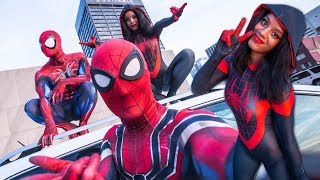 SPIDER-MAN The Spiderverse - Ep. 13 Meet Miley Morales