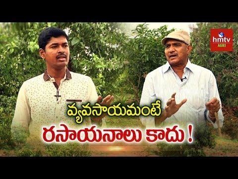 Importance of Natural Farming | Progressive Farmer Hari Babu Exclusive Interview | hmtv Agri