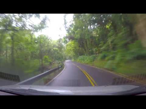 [speedrun] Road to Hana Highway 360 Maui Hawaii 1-11-17