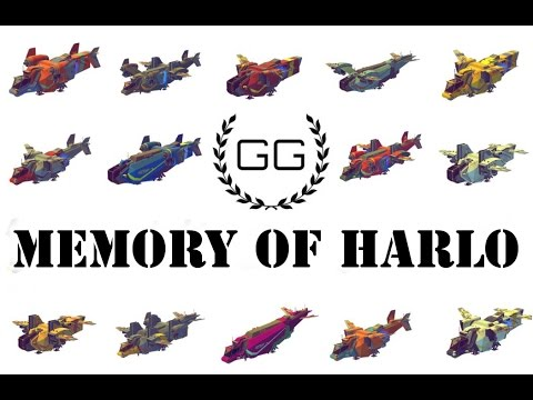 "NO MAN""S SKY - MEMORY OF HARLO"