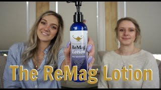 ReMag Lotion: ReHydrate your skin and body