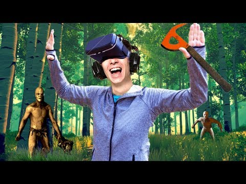 The Forest in REALTA VIRTUALE!!!