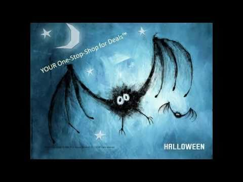 Halloween - Fly like a bat