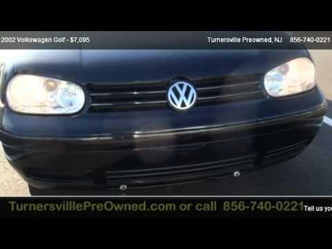Volkswagen Golf GLS @ Turnersville Preowned