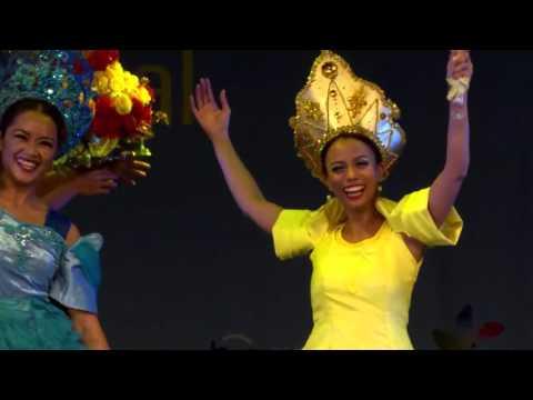 2015 World Cultural Dance Festival Grand Prize Philippines Kahayag Dance Company 'Tag araw'