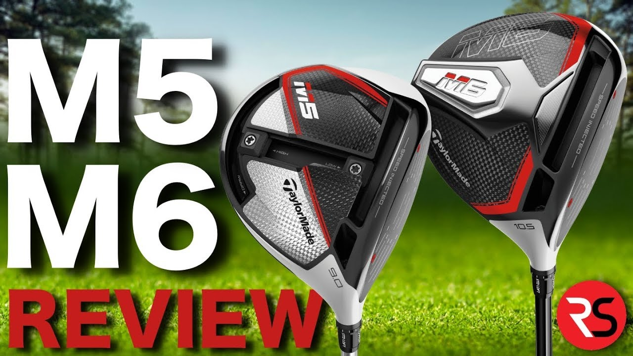 Golf Driver Reviews >> New Taylormade M5 M6 Driver Reviews Rick Shiels