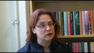 Audrey Niffenegger intervjuas av Sigge Eklund