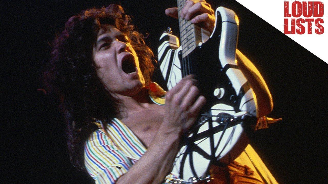 11 Momentos Icônicos de Eddie Van Halen