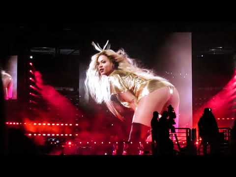 Beyonce - Crazy in Love October 7, 2016...