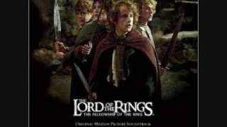 the Lord of the Rings - the Shire soundtrack