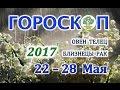 Гороскоп. Прогноз таро на неделю с 22-28 мая 2017 (ОВЕН - ТЕЛЕЦ - БЛИЗНЕЦЫ - РАК)