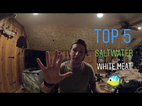 Top 5 Tasting Saltwater White Meat Fish